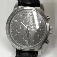 D&Gの腕時計をオークションで購入したのですが、調べてもよく分からないので写真の腕時計の品番わかる方教えて下さい。