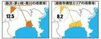 神奈川県藤沢市・茅ヶ崎市・平塚市並びに高座郡寒川町・中郡大磯町・二宮町の3市2郡3町が合併し「湘南市」が発足していたとしたら神奈川県の地 図は大きく変わっていましたか?
