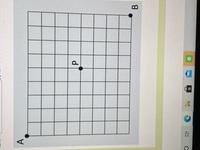図のような碁盤目状の道路がある。 A地点からP地点を通ってB地点まで最短距離で行く経路は何通りありますか? という問題です。わかる方教えてください。