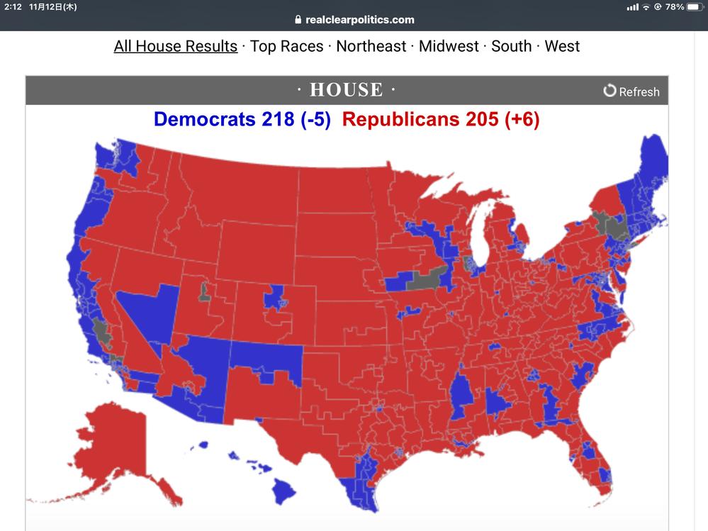 米大統領選の再集計の結果、ペンシルベニア州、アリゾナ州、ミシガン州までバイデン勝利からトランプ勝利