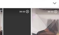 GoogleドライブからGoogleフォトに動画を保存すると、動画のカバー?が表示されないのですが対処法はあるのでしょうか。