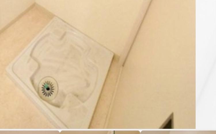 ドラム式洗濯機が欲しいのですが内見の時に画像のどこを測ればいいですか?
