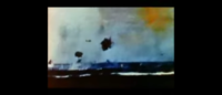 太平洋戦争中の軍艦が航空機を射撃する映像で空中に黒い煙が次々と現れていくのをよく見ますがあの煙の正体は何なのですか?
