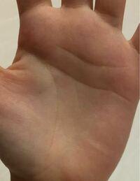 手相の感情線について。みなさん感情線は小指から伸びていると思いますが、私の場合中指から薬指の端?まで伸びています。これはどういう手相なのでしょうか。詳しい方お願いします。