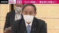 菅首相、GoToトラベル停止表明 感染拡大の原因と認めるわけだな?
