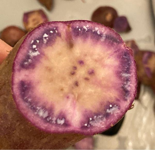 紅芋なんですが、これは腐ってますか?