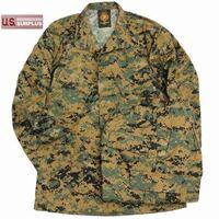 自衛隊などの戦闘服などについて質問です。自衛隊の戦闘服はデジタル描写されないとかと聞きました。アメリカ海兵隊や米陸軍はどうなのでしょうか?どのような機能がありますか?