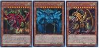 遊戯王カードゲームの「神のカード」について教えて下さい。 (最近カードゲームに20年ぶりに復帰しました) かつて漫画とアニメ発売&放映時にチートだとデュエリストを震え上がらせた 「オシリス」「オベリスク」「ラー」について幾つか。   ①現在、細かなテキストが書かれた神のカードが実際に出回っていますが、 この3種は公式の大会で使えるのですか? (禁止カードの中には書いていなかったのです...
