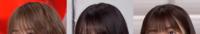 坂道⊿パーツクイズ其の167 画像の現役、または元坂道メンバーさんは  左から誰と誰と誰でしょう?
