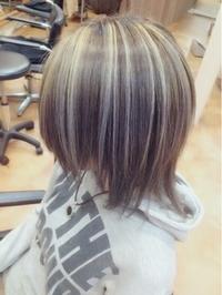 この髪色は派手髪に当たりますか? カラオケ店のバイトで、「過度な染髪」が禁止されています。髪型は自由なのですが、やはり、これはアウトですよね?