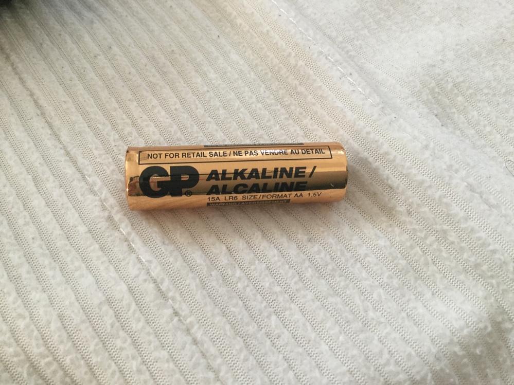 この乾電池は単3でいいですか?