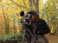 三脚に詳しい方に質問です。  風景写真家の米美知子さんが使っている三脚の商品名を詳しく教えてください。 下の画像の他にもこちらのURLの動画も参考にして欲しいです。  https://youtu.be/5ozeOex9QY4