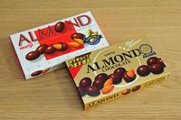 アーモンドチョコは明治とロッテ、どちらが好きですか?
