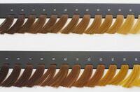11トーンくらいの茶髪(ブリーチなし)からブリーチ1回で赤みのない14、15トーンのような色になりますか?
