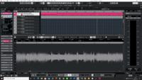 Cubase Pro11を使ってますが今日使ってギターを録音したら音の波形が出ません。 どうしたら波形が出ますか?教えて下さい!