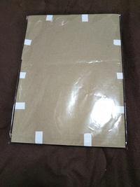クリアファイルを定形外郵便で送りたいです。 厚紙で両面補強し、濡れ防止で袋に入れたんです。 ですが、それが入る封筒がなくて、そのまま送りたいんですが、 プチプチは必要になりますか?