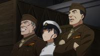 パットン将軍はこんなに背が低かったのですか? 坂本少佐は165cmです