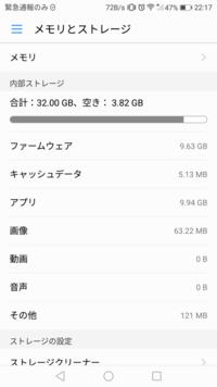 空き容量少なくないですか?20GBくらいは使ってるのは分かるけど残りの8GBくらいはなんで使われてるのか分かりません。教えて下さい