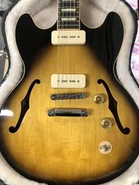 このギターの品番はなんでしょうか?一応ギブソンみたいです。