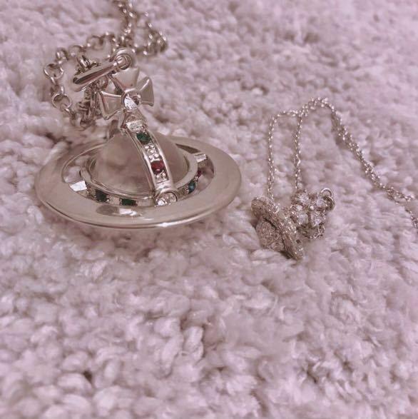このネックレスの品番(?)を教えてください Vivienne Westwood様のネックレスって事は分かるのですが、どれだか分からないです、、