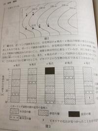 理科の地層の解き方についてです! 柱状図から地層全体がどの方向に傾いているか求める問題の解き方を知りたいです例として写真を貼っておきます。 写真のa,b c,d,eは東西方向にそれぞれ一直線で、a,c bと自宅は...