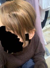 1回ブリーチして、アッシュ系に染めたのですがもう色落ちして写真のような髪色になりました。 カラーバターをしようと思うのですがこの髪色から染まるでしょうか?