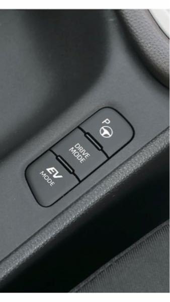 トヨタ ヤリスクロスの事で質問なんですけど、このボタンのPにハンドルマークのボタンってどういう意味ですか?