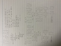 線形代数の固有値、固有ベクトルの問題なんですけど、答えと間違ってるっぽいんです。何処が間違えてるのか教えて頂けないでしょうか。