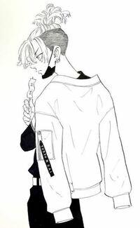 髪型の名前についての質問です 東京リベンジャーズの千冬のような 後ろも横も刈り上げて前髪とトップを長くしているこの髪型の名前ってありますか??  それか、この髪型は現実では実現不可能ですか??