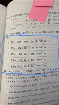 イントネーションによって意味の変わる次の英文、どのように意味が変わるのかわかりません!どなたか教えてください!