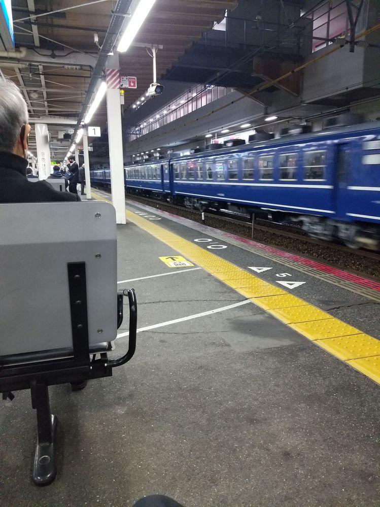 たまたま見かけたのですがこの回送電車は何の車両ですか?