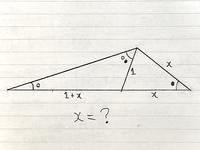 中学数学、図形の問題です。どなたか解答お願いします。