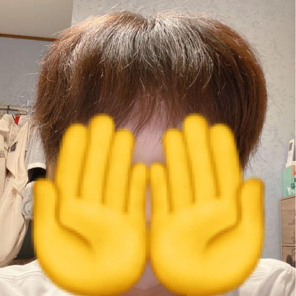 マッシュヘアだったんですが、 理容室で髪を切られすぎたのと、梳かれすぎました。 目に髪が当たら...