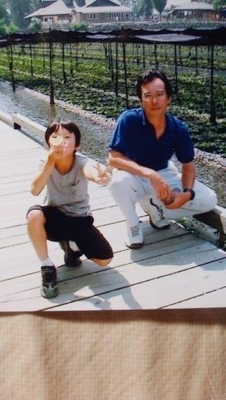 ▲どっちが昭和生まれに見えますか!?笑