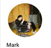 マークのインスタのプロフィール画像の原画ありますか? あったら教えてください!  NCT mark Instagram
