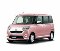 ダイハツ・キャンバスの購入にあたりご相談です。 50代の主婦が此方のピンクのキャンバスに乗っていたらおかしいですか? 家族はなんでも好きな車に乗ればいいと言ってくれますが、おかしいかもしれないと思うと...