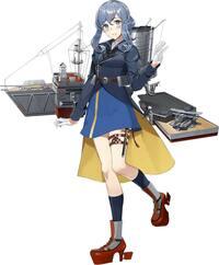 大淀に改二が来たら  航空軽巡洋艦改二 軽空母改二航  のコンバート仕様になりますか? 前者ならゴトの地位を脅かす?