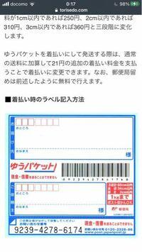 ゆうパケットの郵便局留め着払いの場合、ラベルを記入しますがここには局留めする郵便局名は記入しなくていいのでしょうか?記入するとしたらどこに記入しますか?