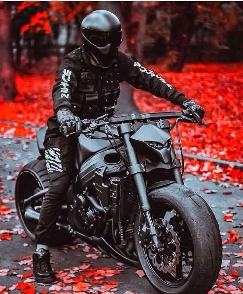 このバイクはどこのメーカーの何てバイクですか?
