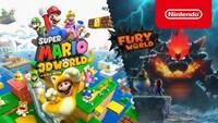 スーパーマリオブラザーズ35周年記念ゲームソフトとして、 Nintendo Switch用のゲームソフトから、 昨年9月18日発売の『スーパーマリオ 3Dコレクション』と、 昨年10月16日発売の『マリオカート ライブ ホームサ...