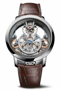 スケルトンの時計が好きです。特にアーノルド&サンタイムピラミッド、ブレゲトラディション7097の見た目が好きです。他にも上品で美しいスケルトンの時計はありませんか?メーカー名だけでも構いません。500...