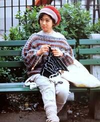 今日は語呂合わせでニットの日です。 ニットは編みますか? ニットは着ますか?