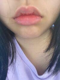 唇 薄く する 方法