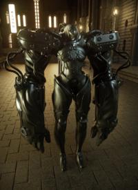 このGANTZのハードスーツの画像はファンが制作したものですか?