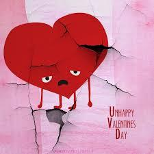 今日、アンハッピーバレンタインだったという人いますか。