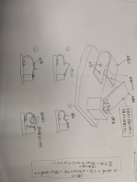 金属の跳ね返り(振動)強さについて質問です。 手書きで申し訳ないのですが、図に書いたように跳ね返り(振動)の強さについてご教授いただけたら幸いです。 質問 金属Bの押さえ速度(強さ)が違った場...
