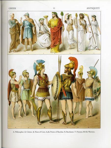 古代ギリシャや古代ローマの戦士の格好にエロ萌えを感じるのですが理解できますか? おかしいでしょうか? ただしエロ萌えと言っても、具体的に性の対象にしたいというのとはちょっち違うのですが、なんか性...