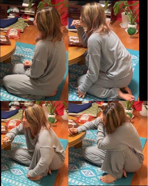 私の姉の健康状態は大丈夫でしょうか? 普段の生活は、朝7時起床、8時朝ご飯、9時から12時まで掃除機をかける(週2位)洗濯などの家事、余った時間はお菓子を食べながらスマホ、13時昼ご飯、14時か...