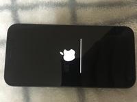 iPhone12miniをアップルストアで購入し、クイックスタートで初代SE(iOS14.4)から引き継ぎを行いました。 クイックスタートは完了しSEは触られる状態になったのですが、12miniはリンゴマークの画面に移行しました...