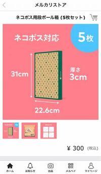 【ネコポス メルカリ】 これも175円で送れるのですか?